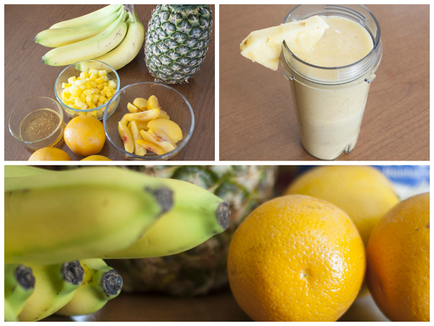 Tooth Strengthening Smoothie