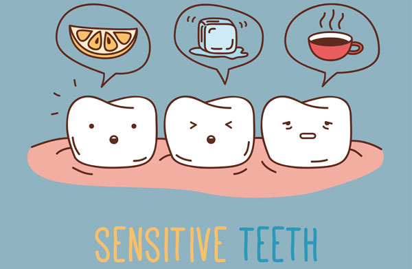 how to fix sensitive teeth issues